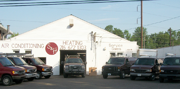 About S & H Heating and Air Conditioning in Hatboro PA Pennsylvania