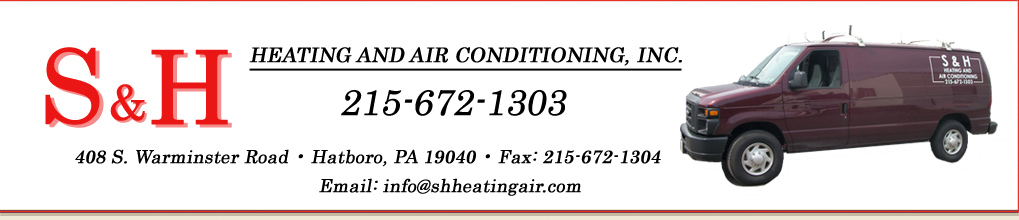 S & H Heating and Air Conditioning, Inc.